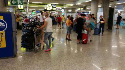 Los aeropuertos de Balears esperan más de 445.000 viajeros este fin de semana