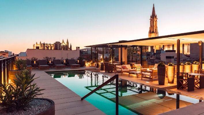 El Sant Francesc es el sexto mejor hotel del país, según Condé Nast