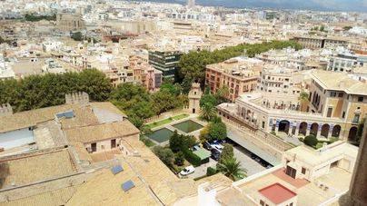 El 76 por ciento de las viviendas turísticas en Palma están ocupadas en Halloween