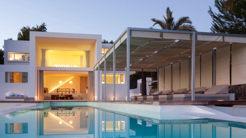 El 13 por ciento de las viviendas de lujo a la venta en España se encuentran en Balears