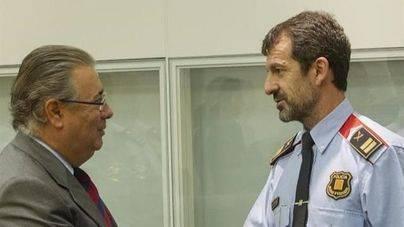 Ferran López sustituye a Trapero al frente de los Mossos d'Esquadra