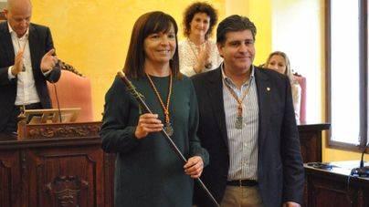 Catalina Riera asume la alcaldía de Manacor con