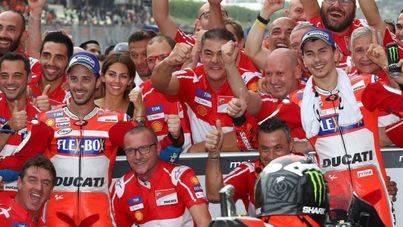 Jorge Lorenzo acaba segundo en Sepang con victoria de Dovizioso