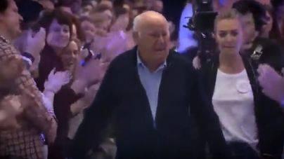 Amancio Ortega gana 1.256 millones de euros al cerrar el año