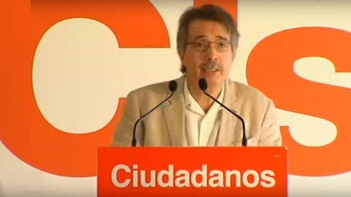 Xavier Pericay, portavoz parlamentario y presidente de Cs en Balears