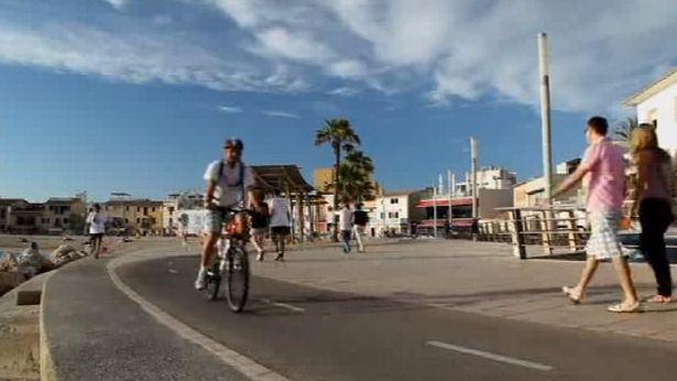 Balears supera a Cataluña y es la región con más turistas extranjeros en septiembre