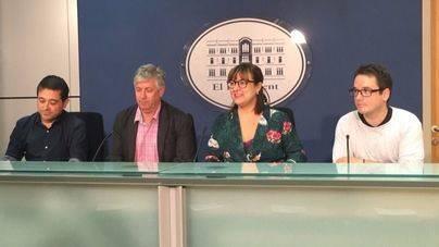 PSIB, Més y Podem piden que el Parlament rechace la acusación de adoctrinamiento político en escuelas