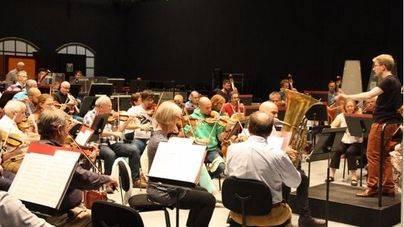 La Simfònica se escuchará este viernes en el Auditorio de Manacor