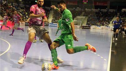 Remontada y victoria del Palma Futsal en Pamplona