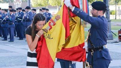 Se dispara el número de Juras de Bandera civiles