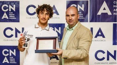 Pep Cazador se lleva la Copa de España de Laser Radial sub17