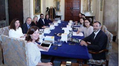 Los consellers comparecen para explicar el presupuesto más alto de la historia de Balears