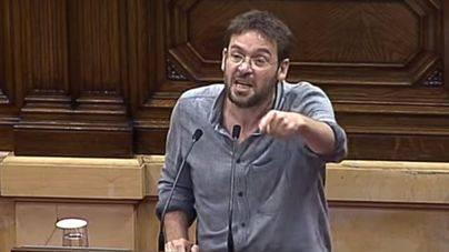 Podemos se rompe en Cataluña: dimite Fachín, cercano al independentismo