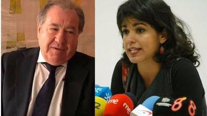 Procesado el hombre que simuló besar a Teresa Rodríguez: