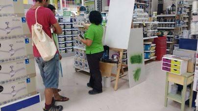 La tienda de Leroy Merlin en Marratxi organiza una feria de proveedores