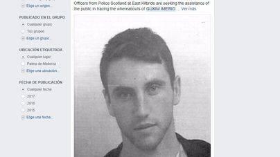 La Policía pide ayuda para dar con un delincuente y las redes enloquecen con su aspecto