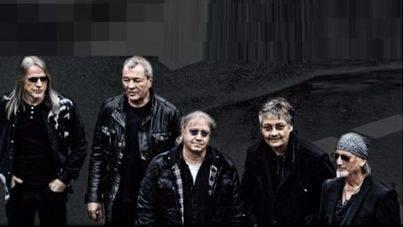 Deep Purple celebra medio siglo de rock en los escenarios