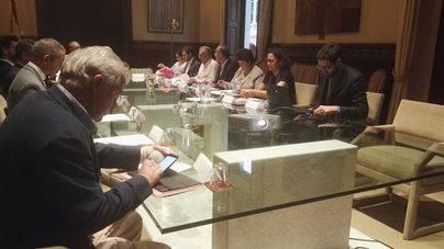 """Cladera pide a los empresarios que """"empujen"""" para mejorar la financiación de Balears"""