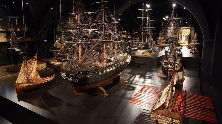 Mallorca recupera el Museo Marítimo desparecido en 1972