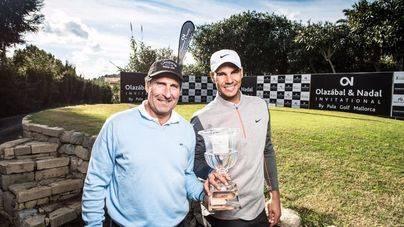 Nadal y Olazábal vuelven por quinto año con su torneo de golf solidario