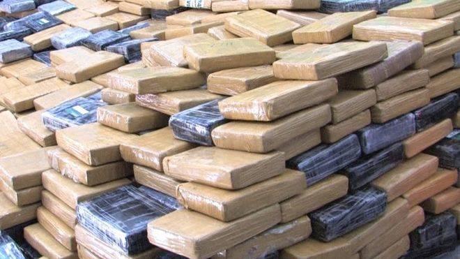 Intervienen 1,2 toneladas de cocaína en Granada y Guipúzcoa