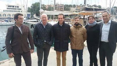 Ports invertirá 600.000 euros en la reforma del Mollet del Riuet de Porto Cristo