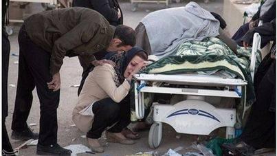 Más de 300 muertos y 2.800 heridos en un terremoto entre Irán e Irak