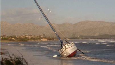 Capdepera registra los vientos más potentes esta noche: 112 kilómetros hora
