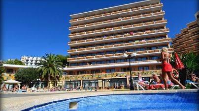 Balears registra la mayor subida en las tarifas hoteleras, con un aumento del 31,7 por ciento