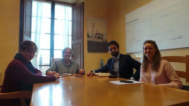 Andratx y la Fundación Banc de Sang i Teixits estrechan lazos