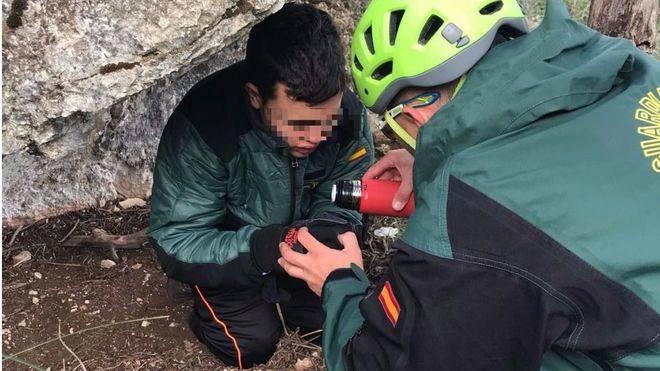 Hallado en buen estado el menor fugado durante una excursión en Alaró