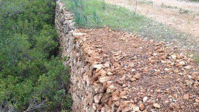 Andratx destina 100.000 euros a la mejora de caminos rurales