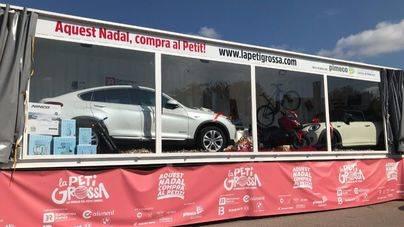 Más de 700 comercios de Mallorca ya se han sumado a la campaña de 'La Petigrossa'