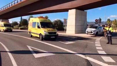 En estado crítico el niño de tres años evacuado de una escoleta de Son Ferriol, Palma