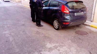 Detenido en Sa Pobla por conducir bebido y sin carnet