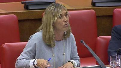"""Teresa Palmer advierte de """"la sangría económica"""" que causa el independentismo"""