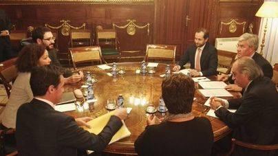 Cladera negocia en Madrid ventajas fiscales para la producción cinematográfica en Balears