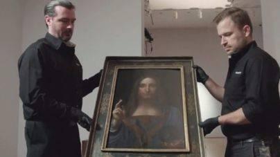 El cuadro más caro del mundo: 382 millones por un da Vinci