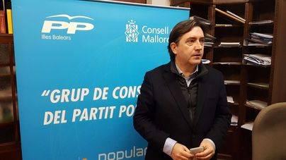 El PP presentará una enmienda a la totalidad de los presupuestos del Consell de Mallorca