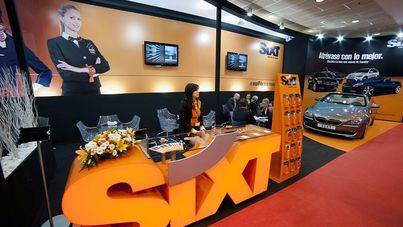La compañía Sixt supera en los primeros nueve meses del año los beneficios totales de 2016