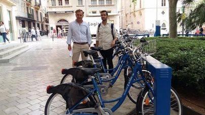 Casi siete de cada diez lectores creen que la bicicleta no es el mejor método para moverse por Palma