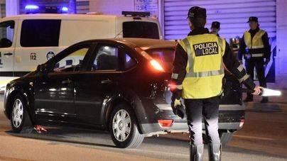 Operación policial preventiva en zonas de ocio nocturno de Palma