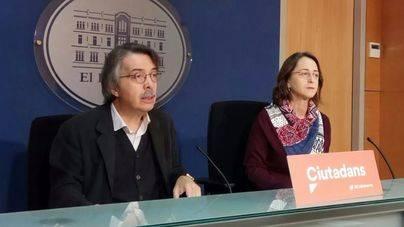 """Cs: """"¿cuántas crisis tiene que haber en consellerías de Més para que Barcelo dimita o Armengol lo cese?"""""""