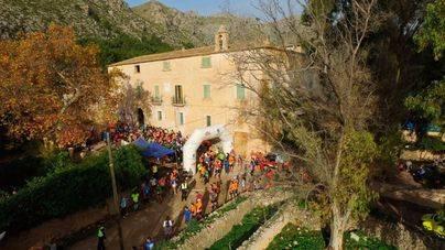 Calvià se prepara para la Trail solidaria de la Policía Local de este domingo