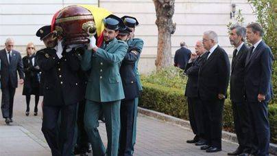 Capilla ardiente en la Fiscalía para despedir a José Manuel Maza