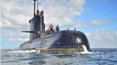 El submarino desaparecido podría quedarse sin oxígeno este jueves