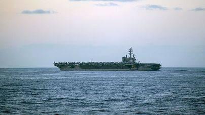 Un avión militar de EEUU se estrella frente a una isla japonesa con 11 tripulantes