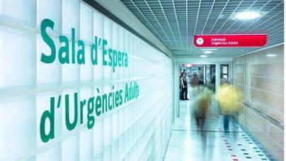 Ancianos y enfermos crónicos saturan Son Espases, que registra 450 urgencias al día