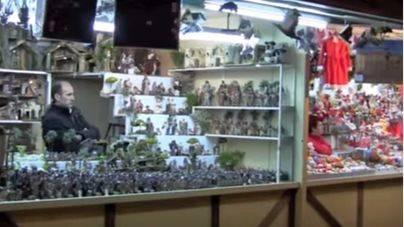 Este jueves abren las tradicionales casetas de la Plaça Major de Palma