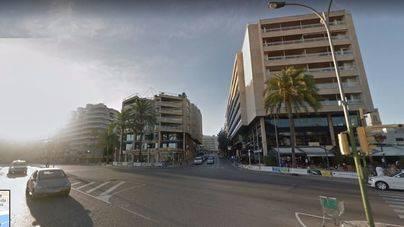 Un motorista de 57 años muere al chocar con un coche en Palma